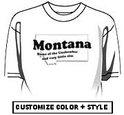 Montana - Home of the Unabomber and little else