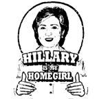 Hillary is my homegirl