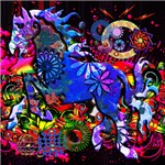 Abstract Dream Design Horse