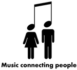 Music connecting people