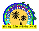 AlohaWorld Logo