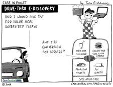 11/24/2008 - Drive-thru eDiscovery