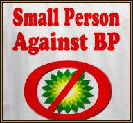Small People against BP