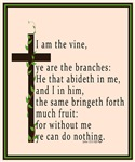 John 15:5 King James Bible