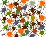 Paintball Splatter Humor
