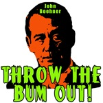 JOHN BOEHNER:  Throw the Bum Out!
