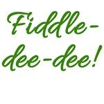 Fiddle-Dee-Dee Scarlett OHara Quote