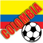 Colombia World Soccer