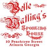 Belle Watling's Sporting House