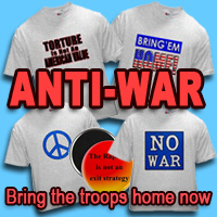 Anti-War, US out of Iraq, Peace Now