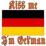 Kiss Me I'm German