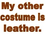 Gay Halloween Gifts from Scarebaby Design | My Other Costume is Leather