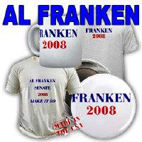 Al Franken for Senate 2008!
