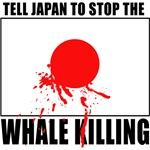 Tell Japan to Stop the Whale Hunt