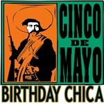 Cinco de Mayo Birthday Chica (Girl)