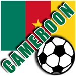 World Soccer CAMEROON Team T-shirts