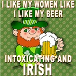 Leprechaun Meme IRISH WOMEN