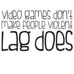 Video games don't make people violent