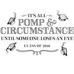 Pomp & Circumstance Class of 2016