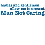 Man not caring (men)