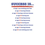 Success is....at age...