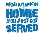 Grab a napkin