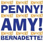 Knock Knock Knock Penny Amy Bernadette