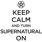 Keep Calm - Supernatural