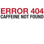 Error 404 Caffeine Not Found