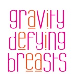 gravity defying breasts