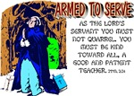 Armed to Serve