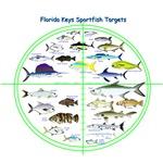 Florida Keys Fish targets
