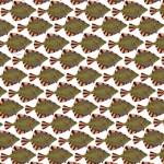 Starry Flounder Pattern