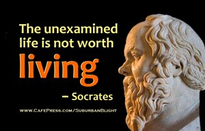 Socrates Unexamined Life