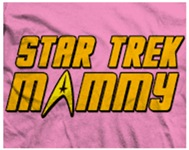 Star Trek Mommy