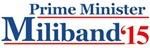 Miliband 15 Prime Minister