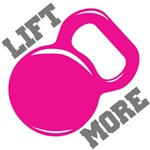 Lift More Kettlebell