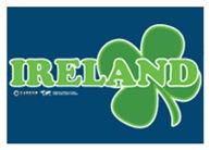 Ireland Lucky Clover