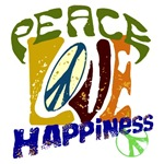 Peace Love and Happiness #P6