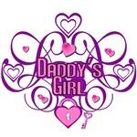 Purple/Pink - Daddys Girl