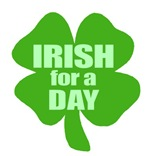 Irish For A Day St Patricks Day T-shirts Gifts