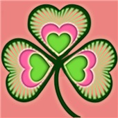 Psychedelic Shamrock