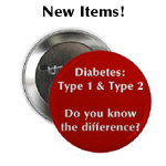 Diabetes Awareness Items