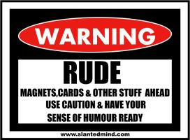 RUDE MAGNETS