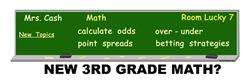 New Math?