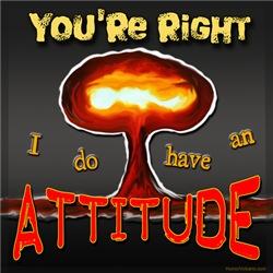 Attitude Problem