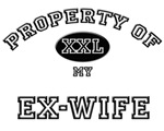 Property of my EX-WIFE
