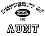 Property of my AUNT