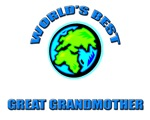 World's Best GREAT GRANDMOTHER