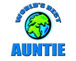 World's Best AUNTIE
